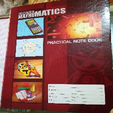 Hearts Practical Khata Higher Math with extra 5 loose sheets