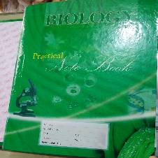 Hearts Practical Khata Biology with extra 5 loose sheets