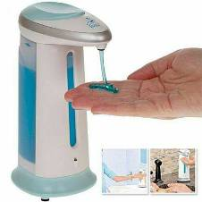 Magic Automatic Soap Dispenser
