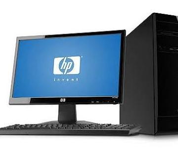 Desktop Computer - Core 2 Duo + 4 GB Ram