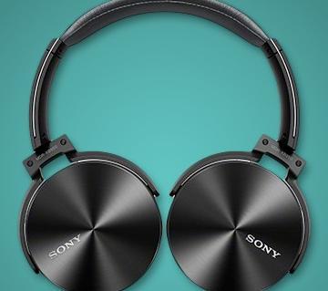 Sony XB450AP Wireless Headset
