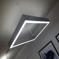40 Watt Suspended Lights