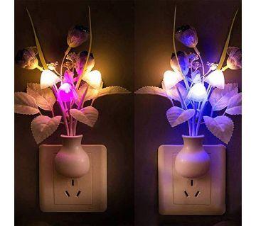 Baby Romantic Colorful Dream Sensor LED Night Light Lamp