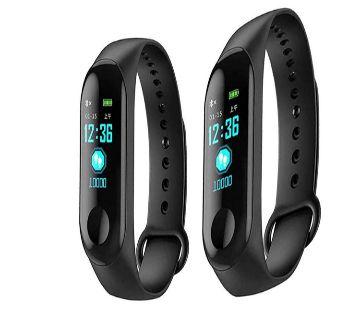 M3 Band Fitness Smart Watch