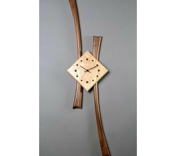 Exclusive wooden  wall clock