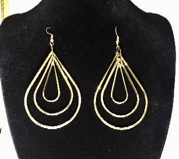 Zinc Alloy Ladies Earrings বাংলাদেশ - 7289361