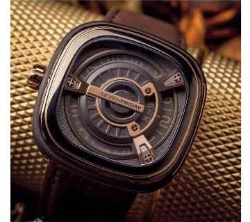 SEVEN FRIDAY  Gents Wrist Watch (Copy)