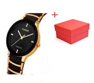 RADO Gents Wrist Watch (Copy) + Box