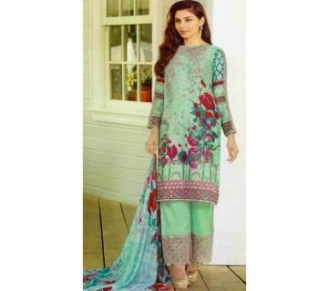 Baroque Original Pakistani Unstitched Three Piece