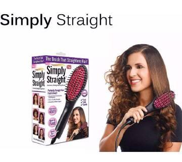 Simply straight Ceramic Straightener