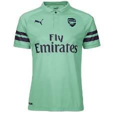 Arsenal half sleeve jersey