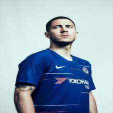 Chelsea half sleeve jersey