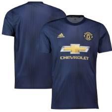 Manchester united half sleeve jersey