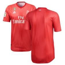 Real Madrid half sleeve jersey