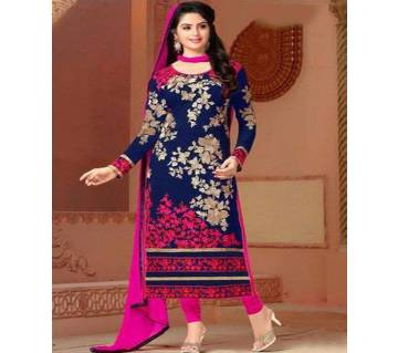 Cotton Un-atitched Salwar Kameez