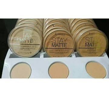 stay matte ফেস পাউডার 14g UK
