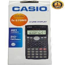 CASIO Fx-570MS scientific calculator Bangladesh - 7596251
