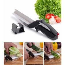 Clever Cutter 2-in-1 ফুড চপার