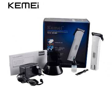 Kemei KM-2599 Rechargeable Hair Clipper Trimmer
