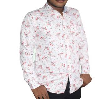 Full sleeves casual shirts for men
