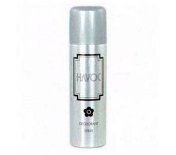 HAVOC gents deodorant body spray France