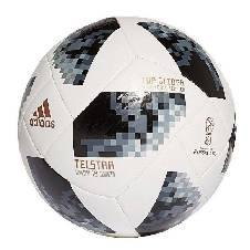 Telstar Glider FIFA World Cup 2018 ফুটবল কপি- Size 5 - Black & White