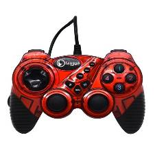 USB 2.0 wired dual vibration game pads