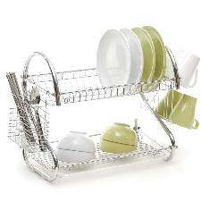 Stainless Steel Dishes Rack