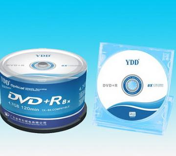 Blank DVD-R 30 pic