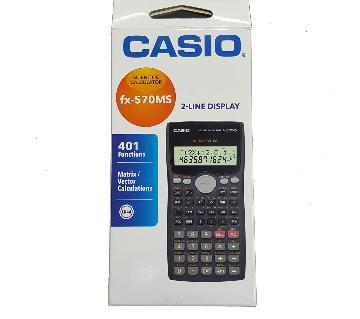 casio ms calculator