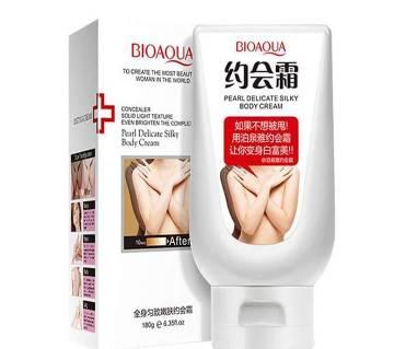 Bioaqua whitening body lotion - Korea