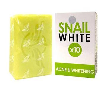 Snail white-Acne & whitening Soap (Thailand)