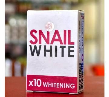 Snail white-10x whitening Soap (Thailand)