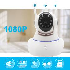 1080P Wirless IP Camera with 3 Antennas