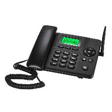 GSM Dual SIM Support Desk Phone