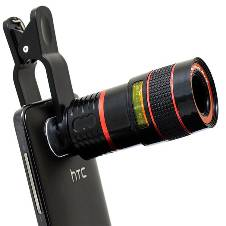 8x Zoom & Blur Lens for Mobile