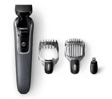 Philips Multigroom series 3000 4-in-1 Beard & Hair trimmer