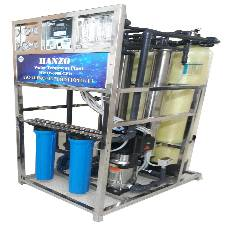 Industrial Water Treatment Plant 3000 GPD