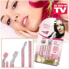 high quality Micro Touch Lady Hair & Eye Brow Trimmer