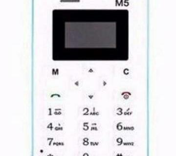 M5 মিনি কার্ড মোবাইল ফোন