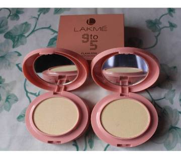 Lakme 9 to 5 Flowless Matte Complexion Compact - 16g - India