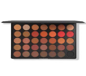 Morphe 35 Colour Palette - UK