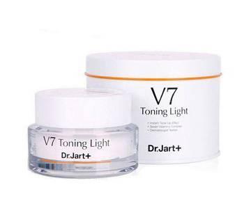 V7 Toning Light ইনস্ট্যান্ট ব্রাইটেনিং ক্রিম - 50 ml - Japan