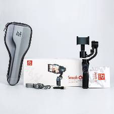 Zhiyun Smooth Q 3-axis Stabilization Gimbal mobile holder