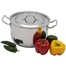Induction Sauce Pot With SS Lid& Handle (18cm)