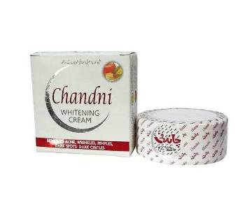 CHANDNI Whitening Cream-30gm (Pakistan)