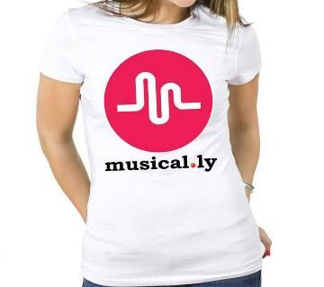 Ladies Short Sleeve T-shirt