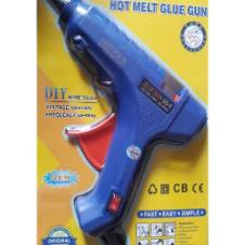 HOT MELT GLUE GUN (BIG) free 2 sticks