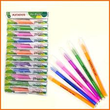 Matador Pin-Point Pen - 12 pcs
