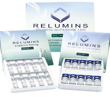 Relumins Advanced Glutathione 1400mg - Glutathione & Vitamin - USA C